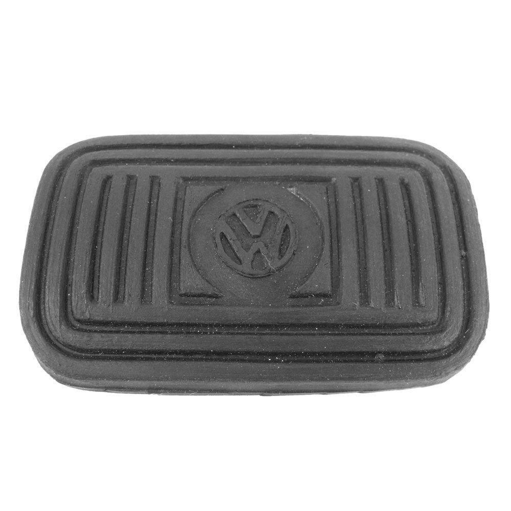 Kit, Coifa da alavanca de cambio, freio de mão e capa em borracha do pedal de freio, embreagem e acelerador para VW SP2  - Bunnitu Peças e Acessórios