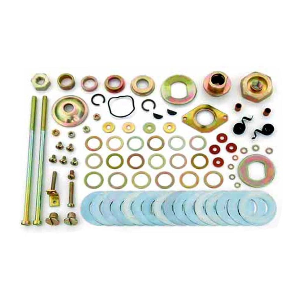 Kit completo de reparo para dínamo Bosch VW Fusca e Kombi  - Bunnitu Peças e Acessórios