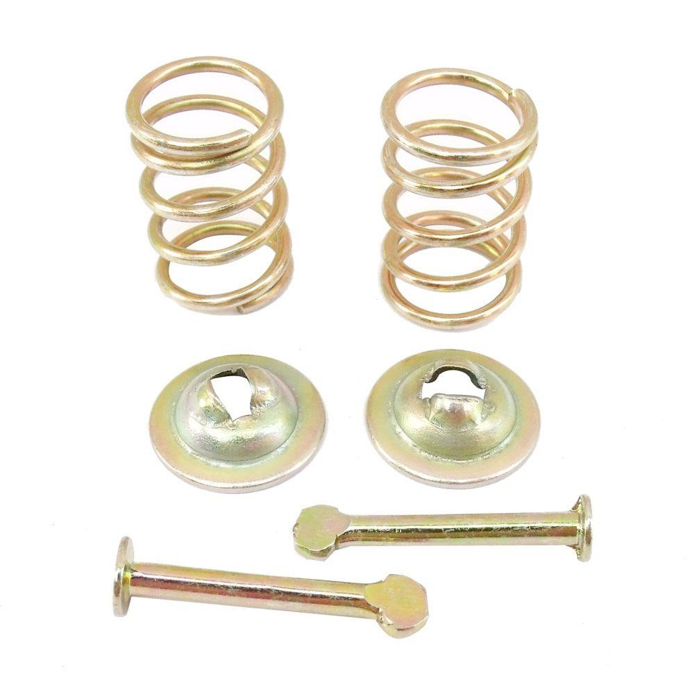 Kit de reparo dos centralizadores da sapata de freio para VW Fusca - Roda Dianteira  - Bunnitu Peças e Acessórios