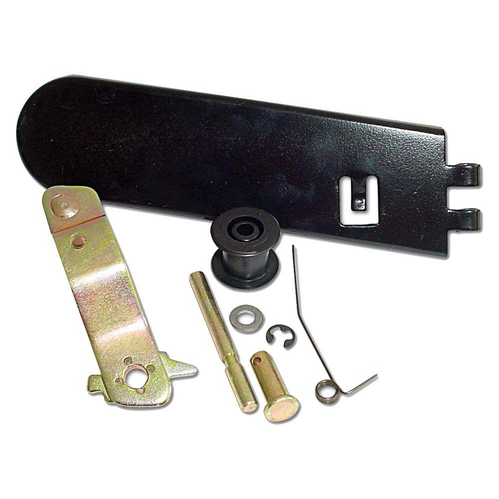Kit do pedal do acelerador em metal para VW Fusca e Brasília  - Bunnitu Peças e Acessórios