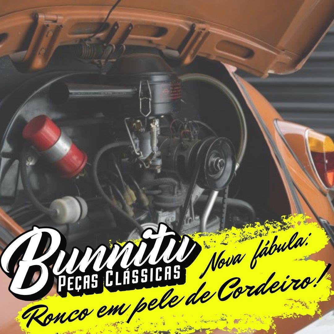 Kit Escapamento Dimensionado 4x2 Capetinha VW Fusca + Bengalas + Abraçadeiras + Jogo De Juntas  - Bunnitu Peças e Acessórios