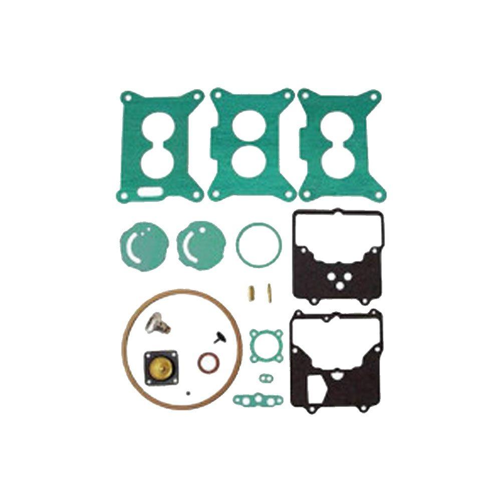 Kit Reparo Carburador Com Agulha Ford Maverick 302 V8 Motorcraft  - Bunnitu Peças e Acessórios