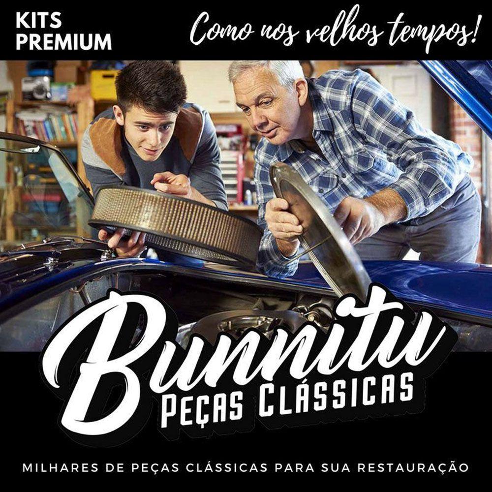 Kit Reparo Carburador Rochester Bijet  - Bunnitu Peças e Acessórios