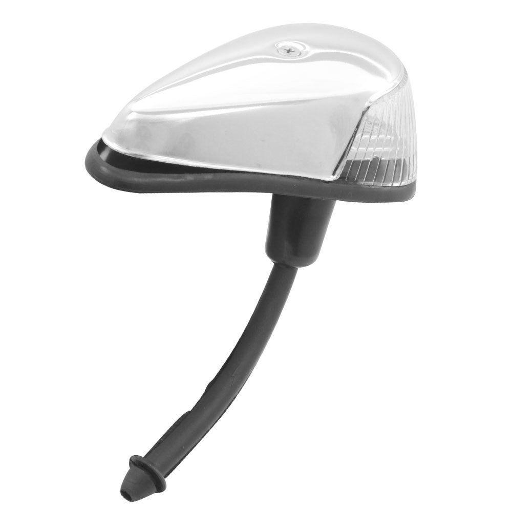 Lanterna de pisca dianteiro cristal para VW Fusca após 1970  - Bunnitu Peças e Acessórios