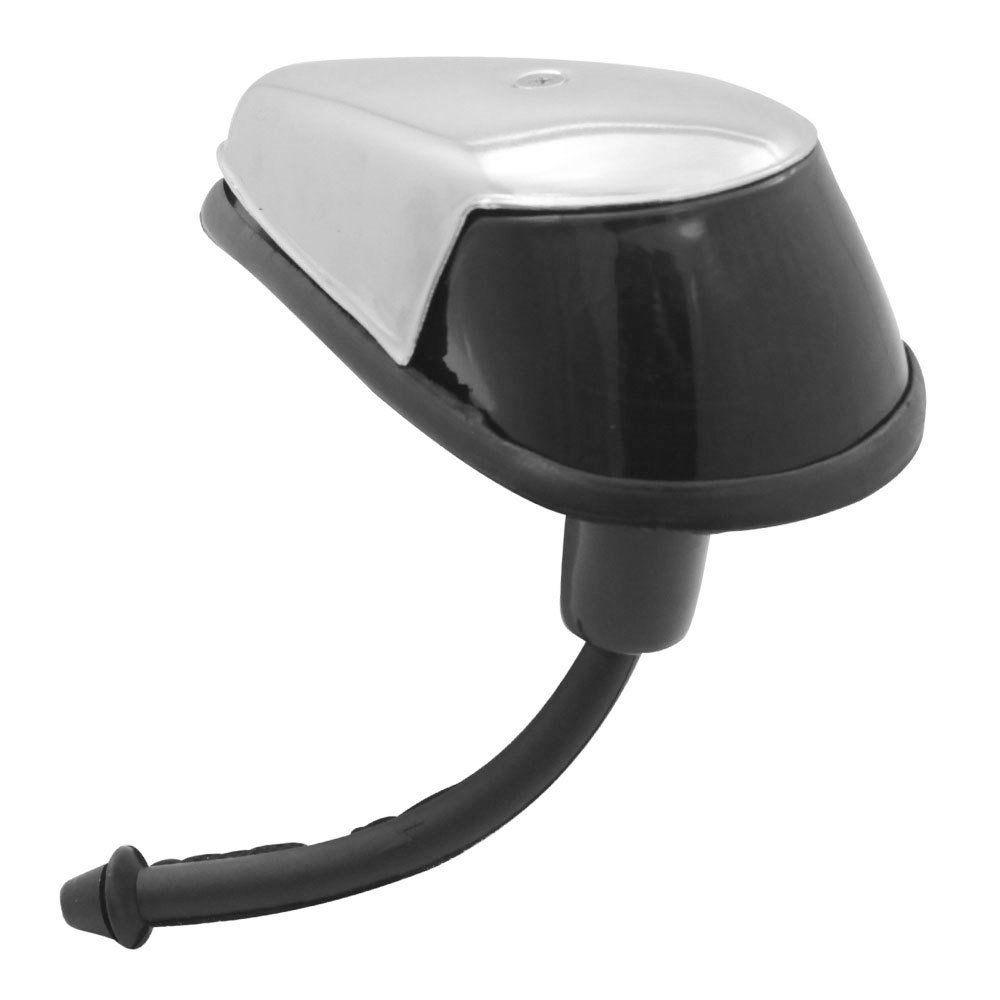 Lanterna de pisca dianteiro fumê para VW Fusca após 1970  - Bunnitu Peças e Acessórios