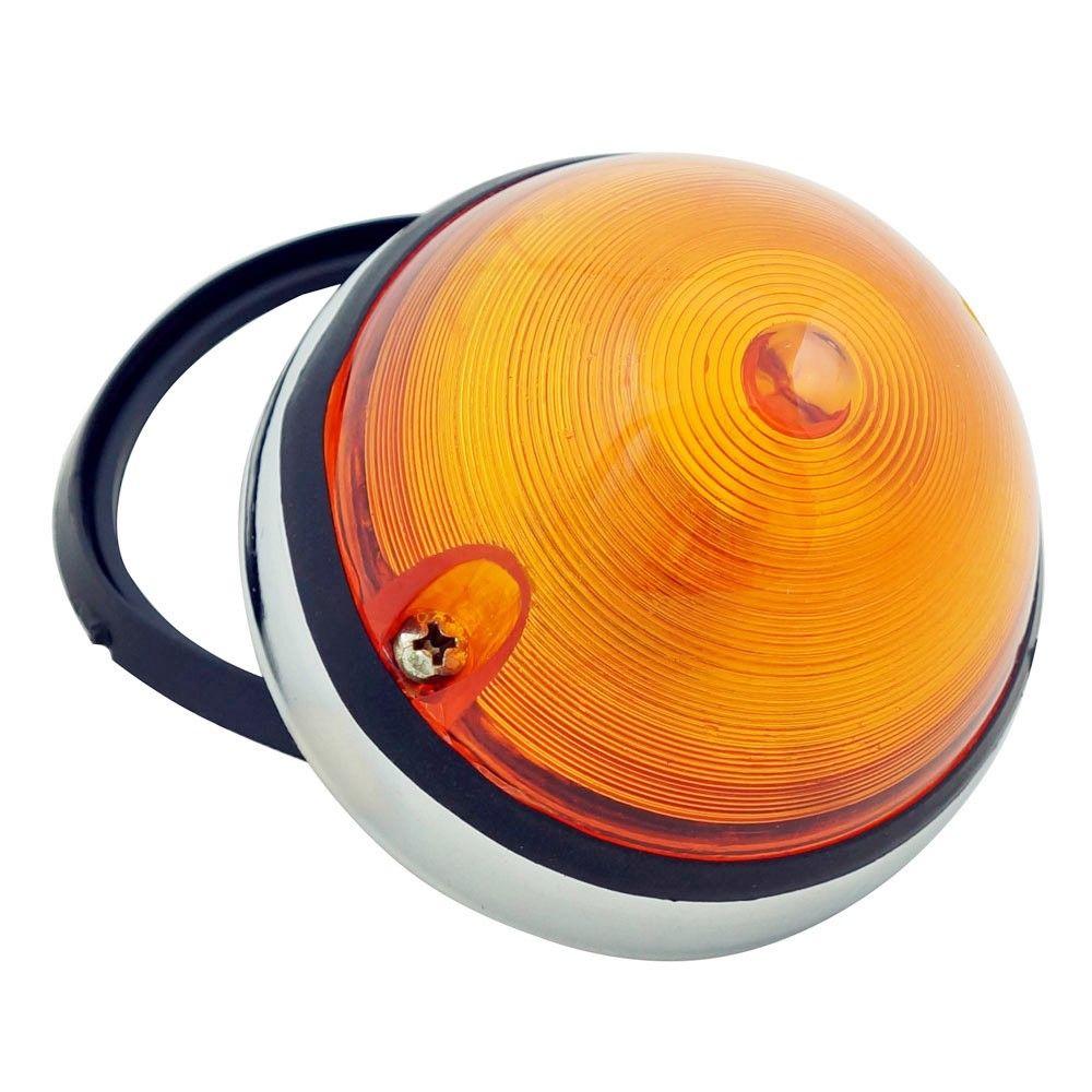 Lanterna de pisca dianteiro para GM Chevrolet Brasil e Porsche Spyder  - Bunnitu Peças e Acessórios