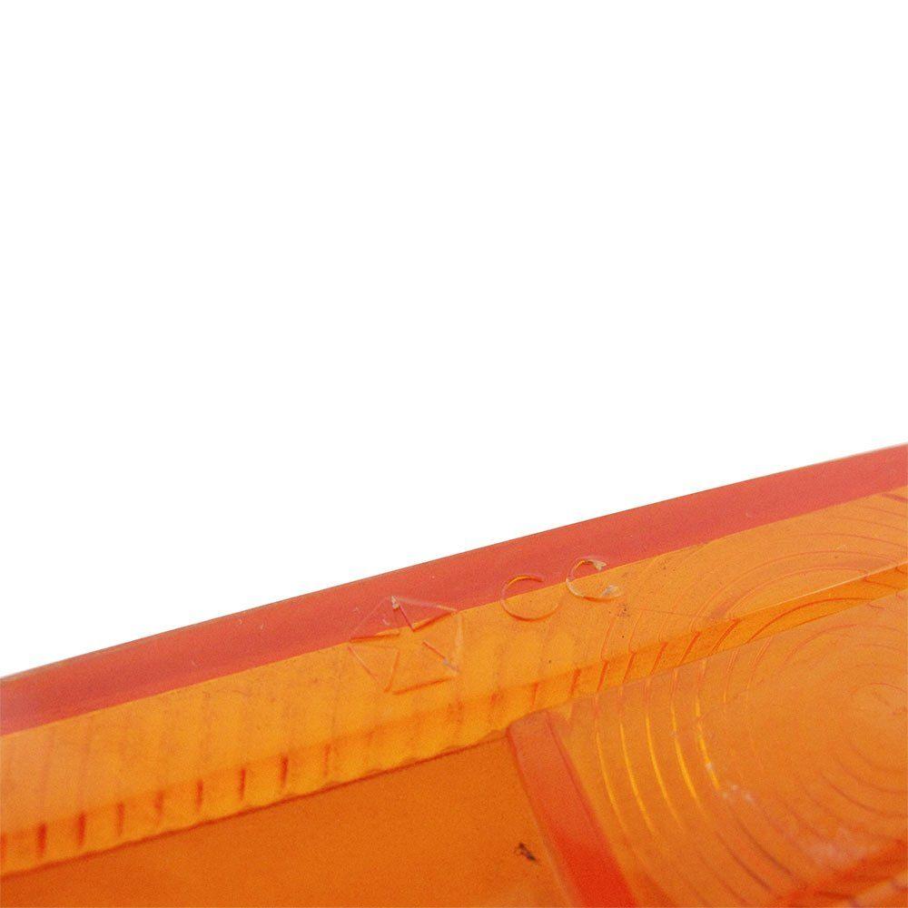 Lente da lanterna de pisca Original para Dodge Dart 71/72  - Bunnitu Peças e Acessórios