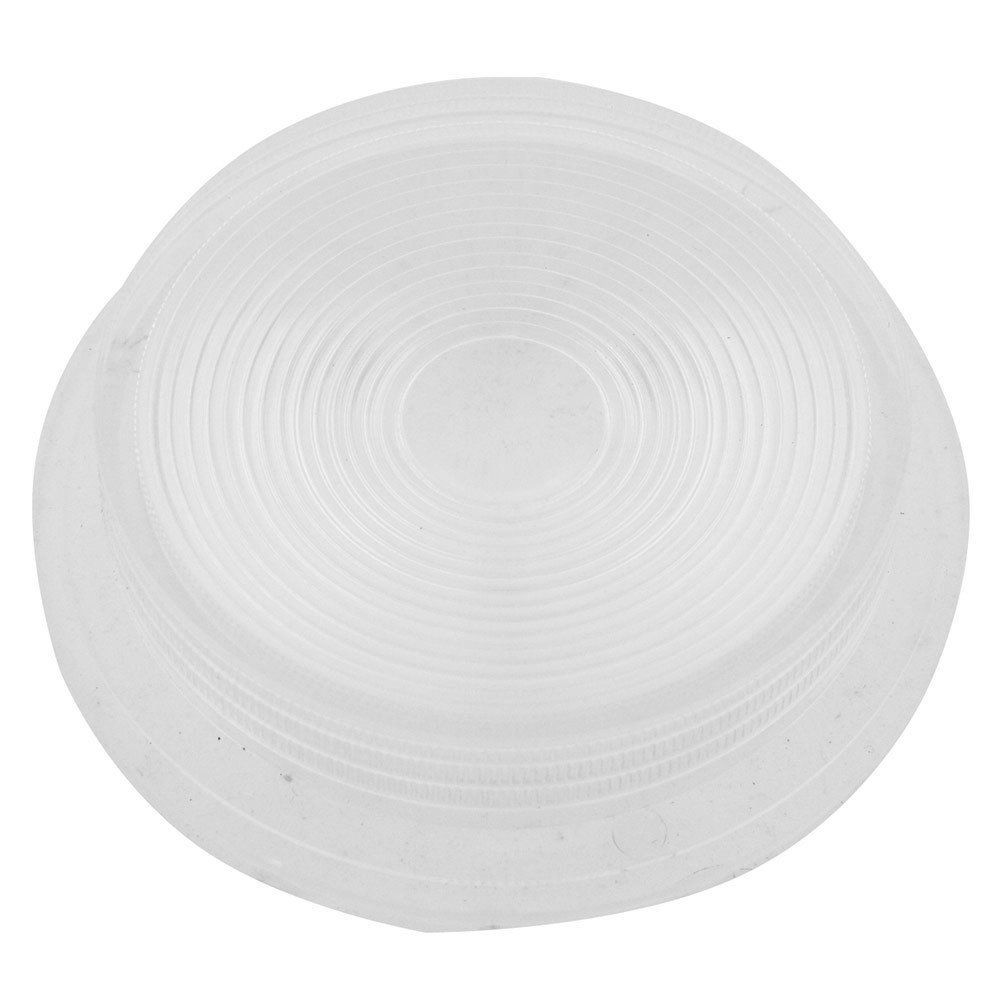 Lente  cristal para lanterna modelo Pirulito  - Bunnitu Peças e Acessórios