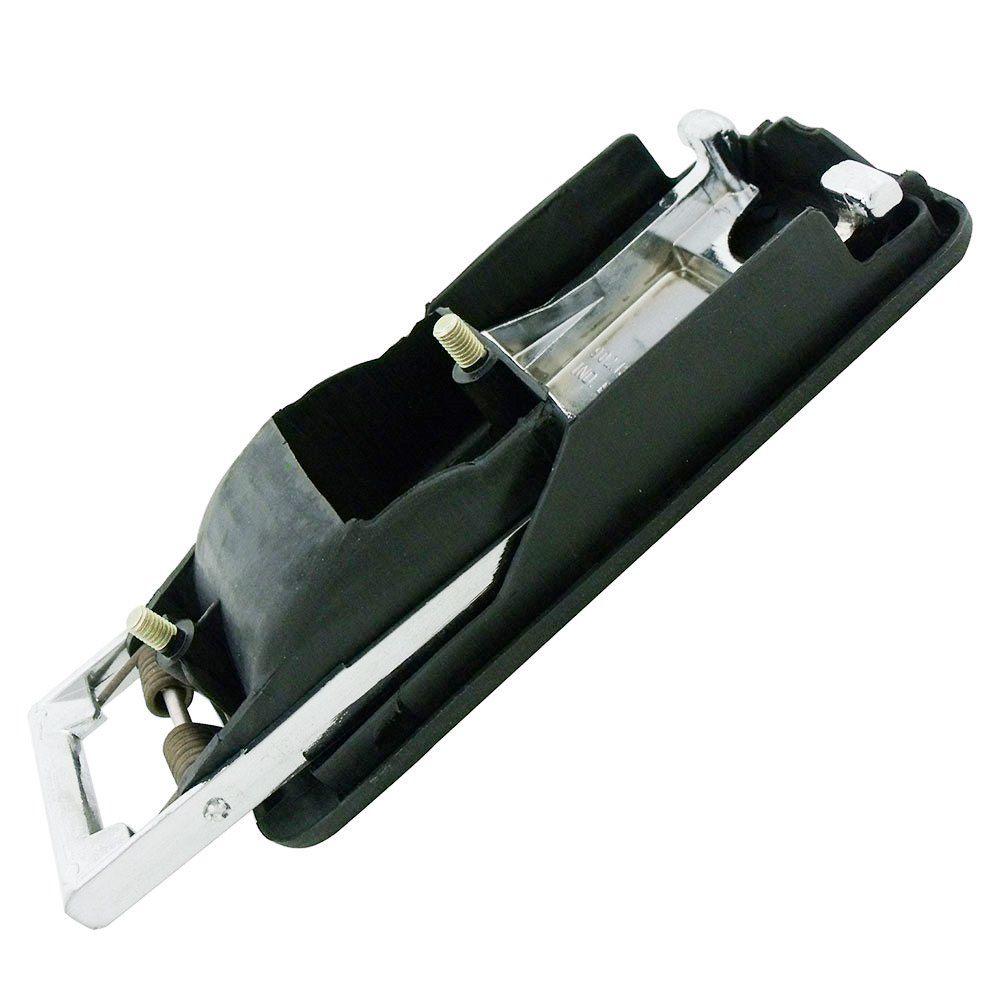 Maçaneta externa da porta do Alfa Romeu e Puma GTB e adaptações - Sem chave  - Bunnitu Peças e Acessórios