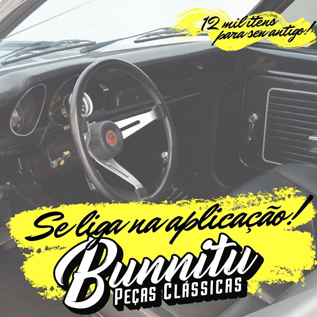 Manopla de Câmbio 4 Marchas Modelo Original Ford Maverick  - Bunnitu Peças e Acessórios