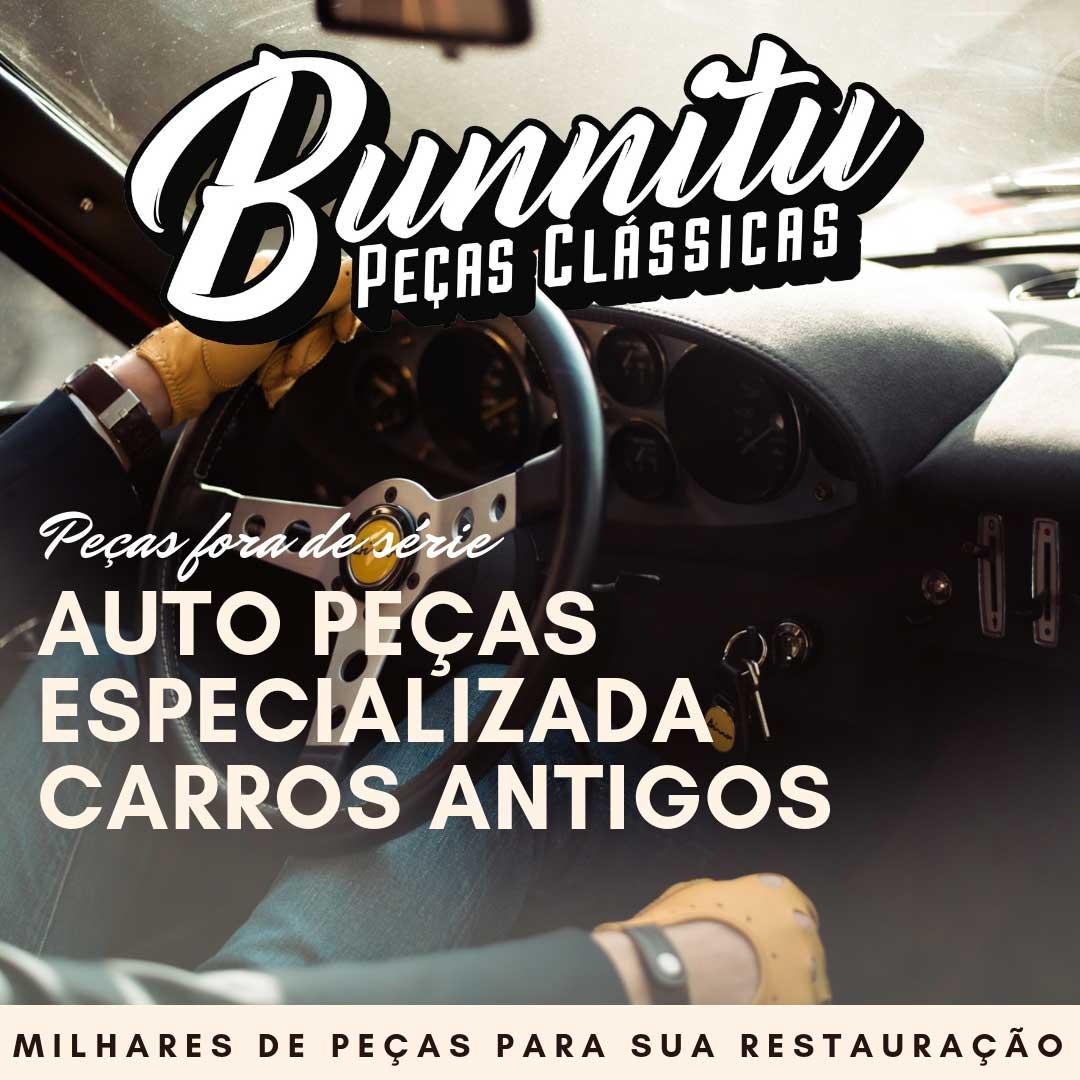 Manopla de câmbio Modelo GT Ford Corcel  - Bunnitu Peças e Acessórios