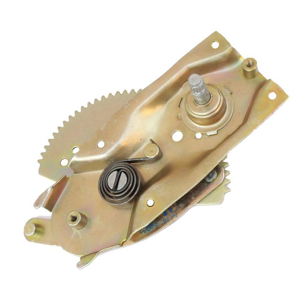 Máquina de vidro acionamento mecânico para Ford Rural Willys - Lado do Motorista  - Bunnitu Peças e Acessórios