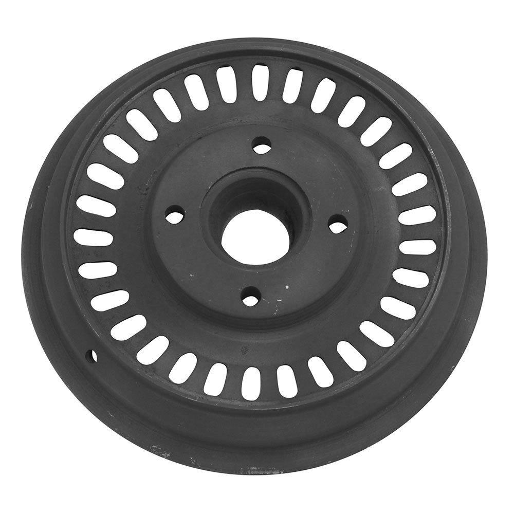 Meia roda da tampa traseira para MP Lafer  - Bunnitu Peças e Acessórios