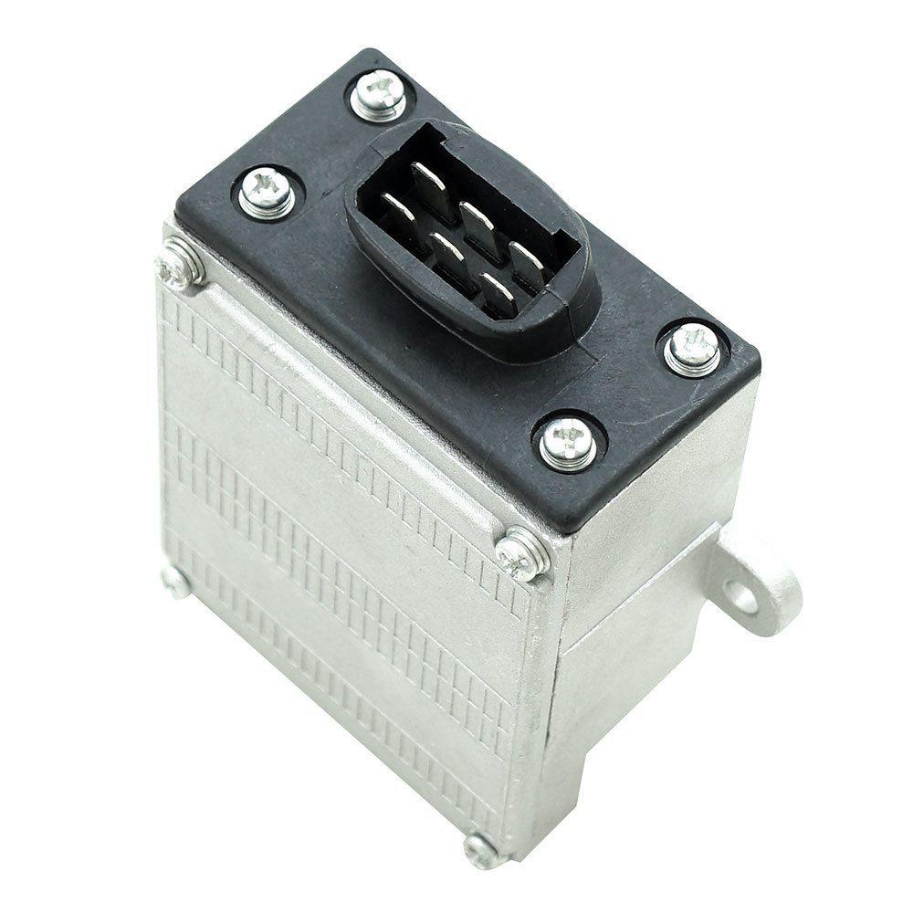 Módulo de ignição eletrônica mod. 6 pinos para distribuidor Fusca, Kombi, Opala, C-10, Chevette, Passat...  - Bunnitu Peças e Acessórios