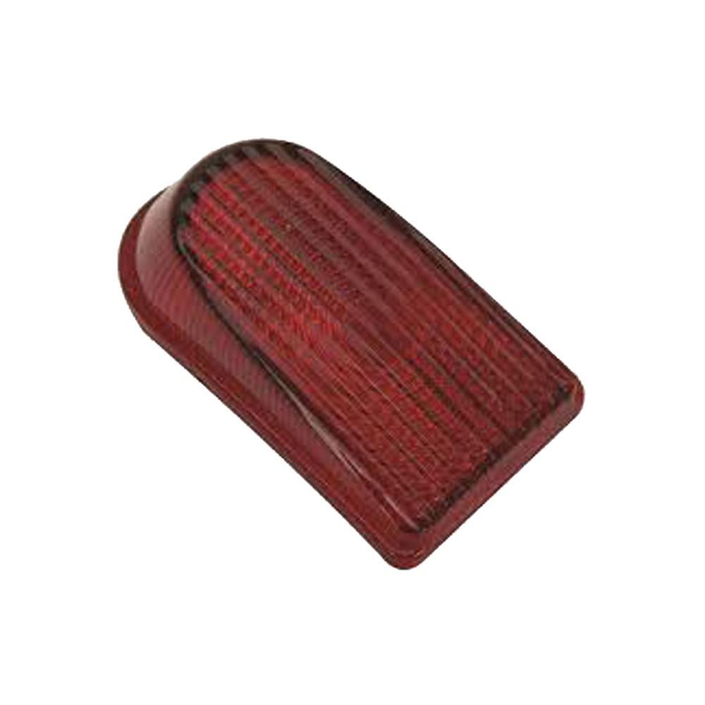 Par de Lentes da lanterna traseira para GM Chevrolet 1949 à 1950  - Bunnitu Peças e Acessórios