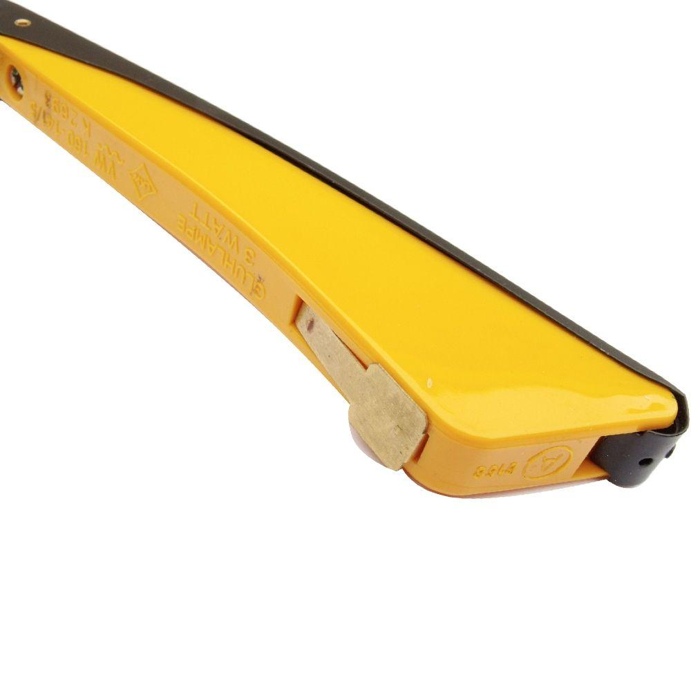 Par de piscas modelo bananinha 6v para VW Fusca e Kombi  - Bunnitu Peças e Acessórios