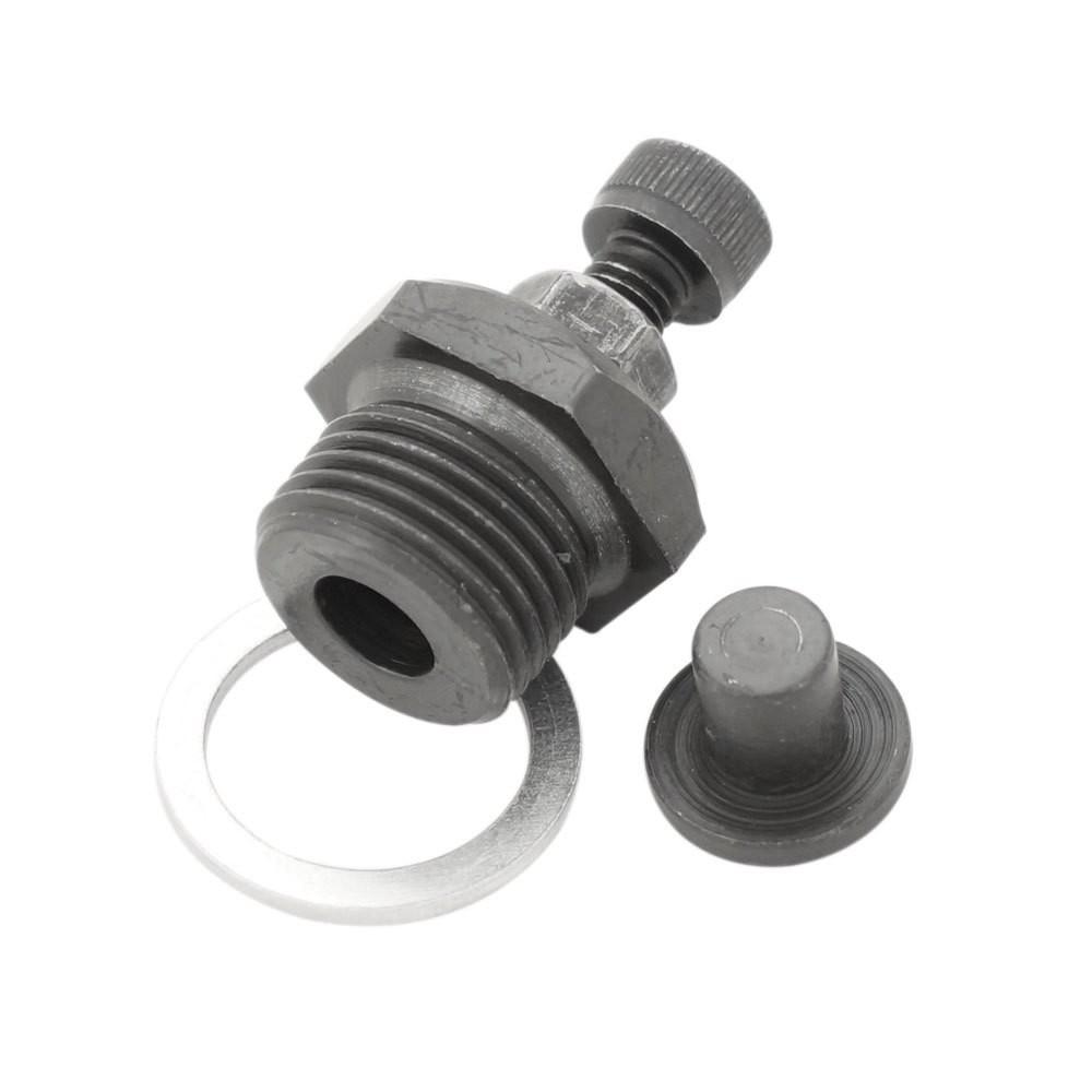 Regulador de pressão de óleo para Motor VW Ar Fusca, Kombi, Brasília, Puma, Variant, TL, TC, SP2, MP Lafer  - Bunnitu Peças e Acessórios