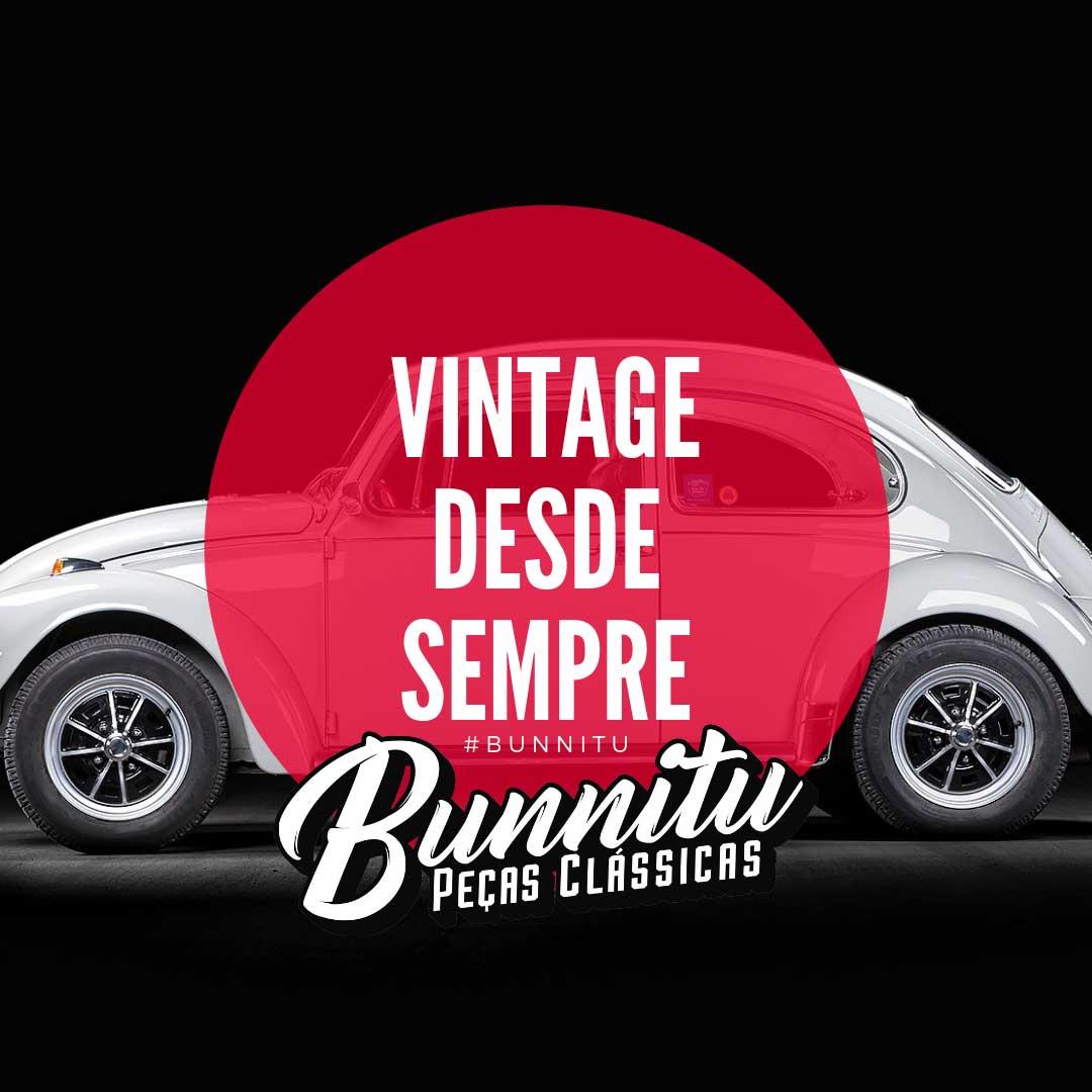 Remendo Lata Lataria Ponta Capô Dianteiro VW Fusca após 1970   - Bunnitu Peças e Acessórios