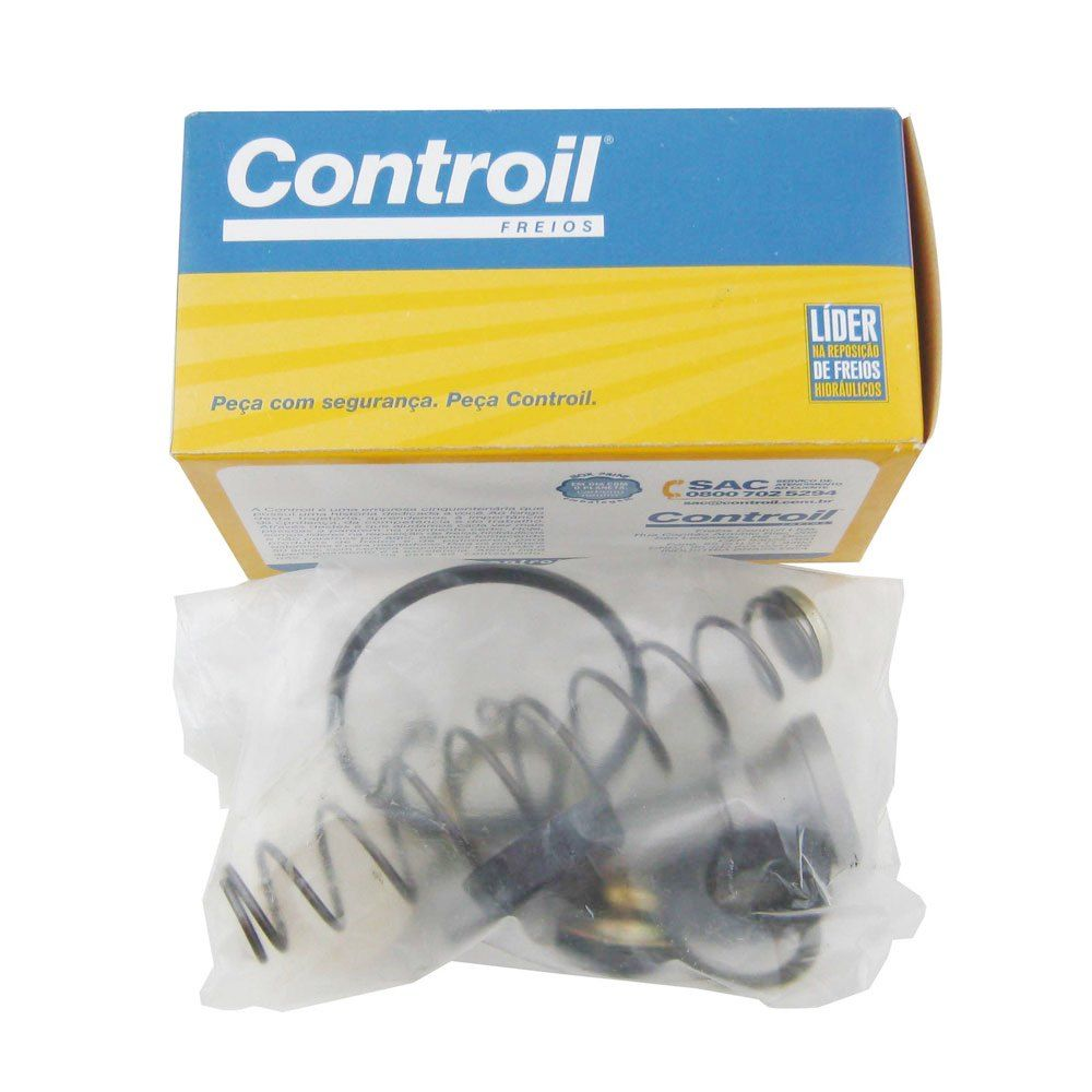 Reparo Cilindro Mestre Simples Controil Kombi 1976 à 1982 Gurgel G-800 CS/CD 1983 à 1983 G-15 1980 à 1981  - Bunnitu Peças e Acessórios