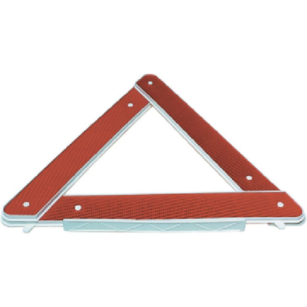 Triângulo de acrílico para segurança  - Bunnitu Peças e Acessórios