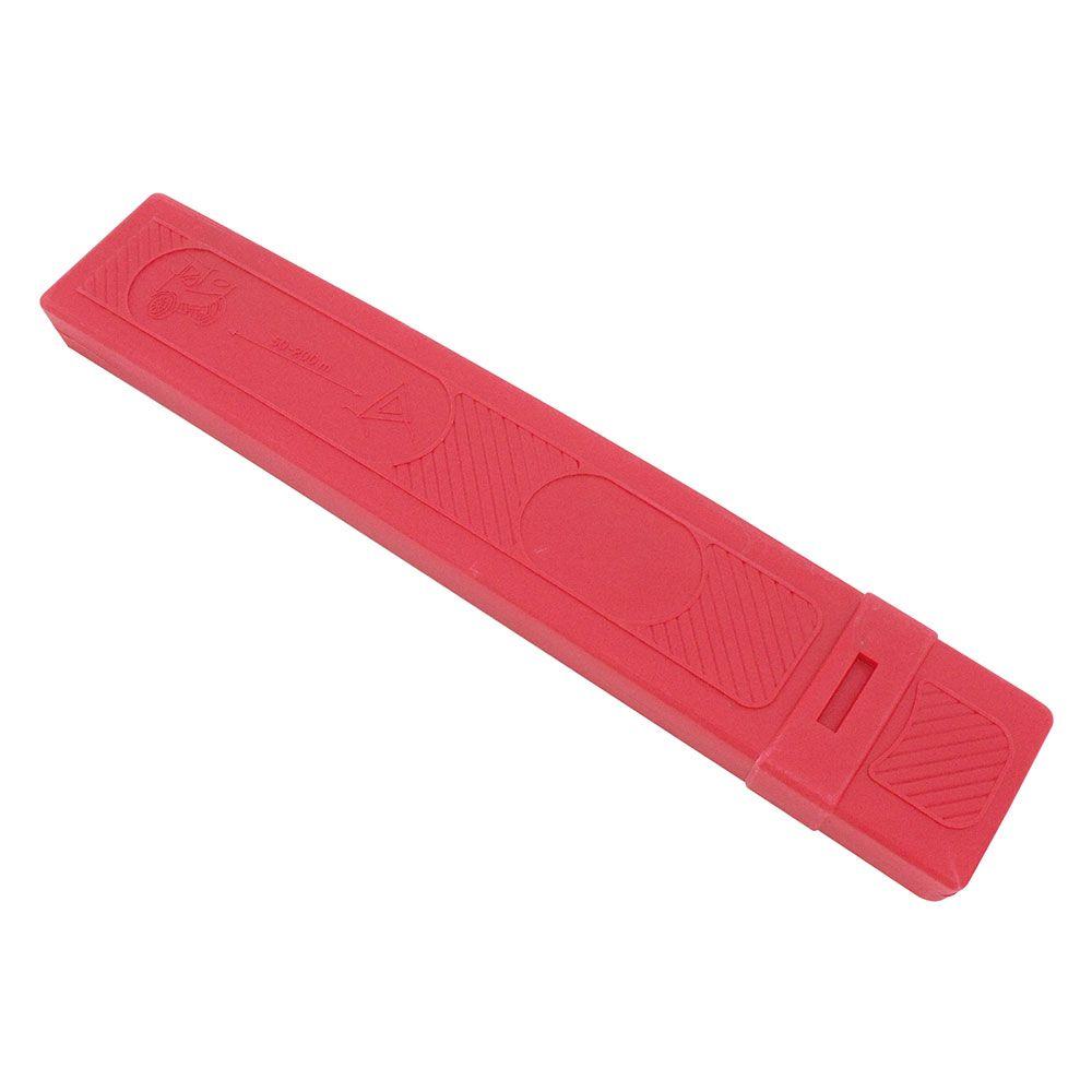 Triângulo de segurança com base em metal e estojo protetor  - Bunnitu Peças e Acessórios