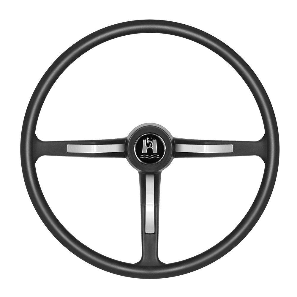 Volante Jay Matt Modelo Wolfsburg VW Fusca até 1976  - Bunnitu Peças e Acessórios