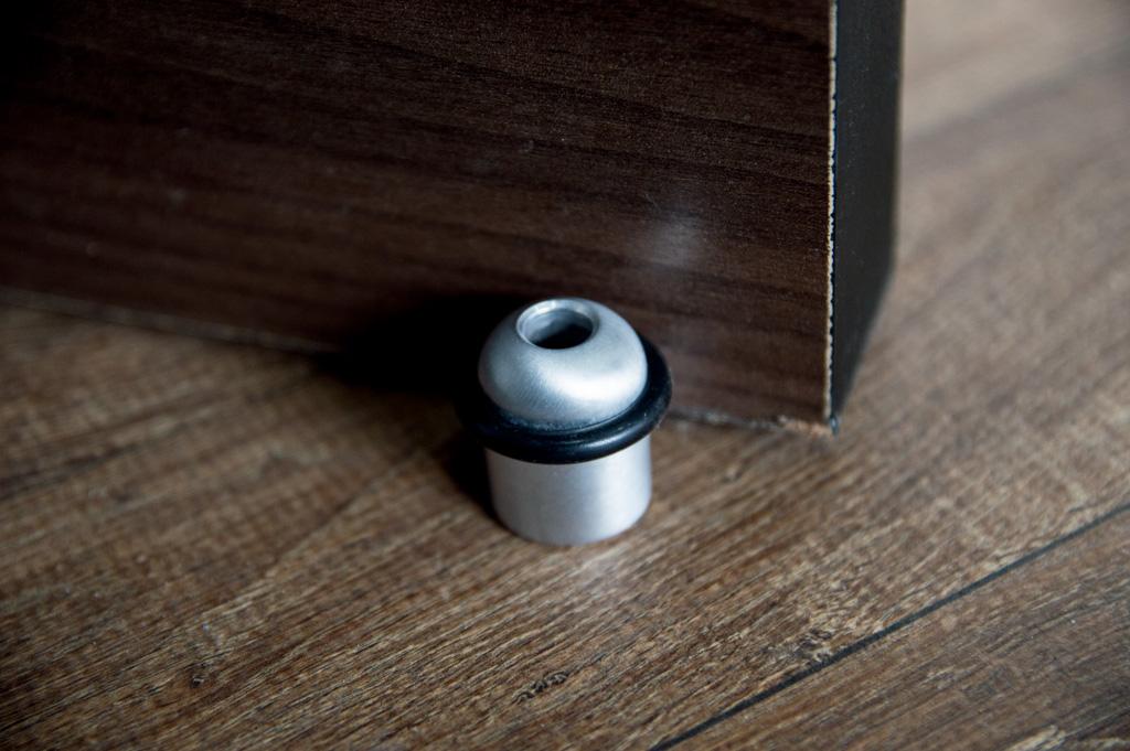 Amortecedor e Batedor de Porta  - Loja do Puxador