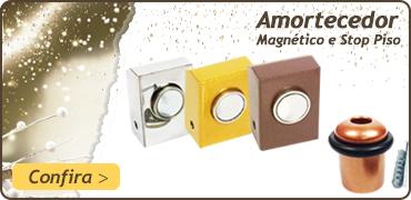 batedor e amortecedor de porta magnÉtico promoÇÃo natal