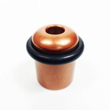 Amortecedor e Batedor de Porta cobre acetinado