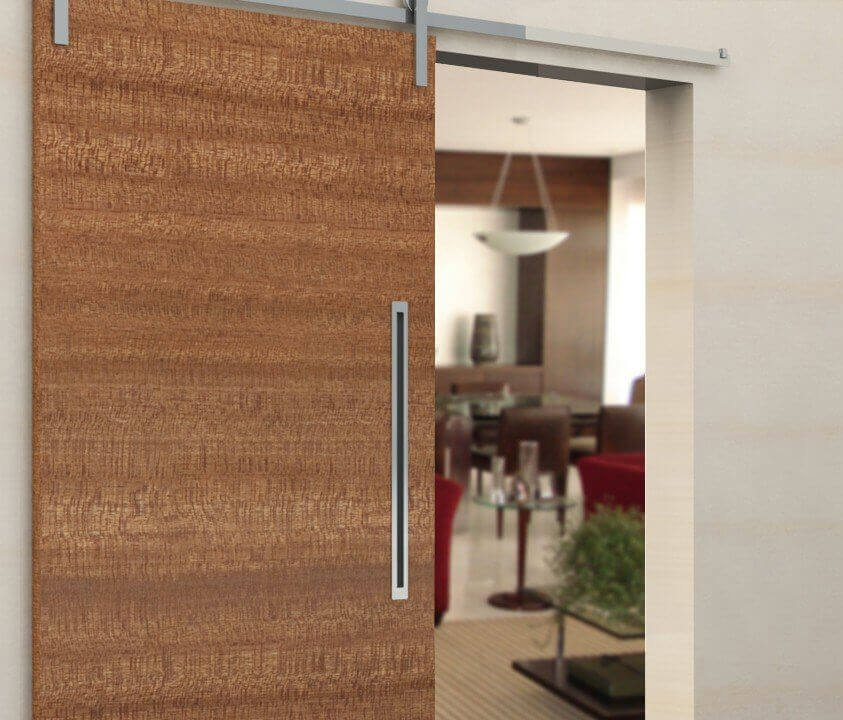 Puxador Portas Embutir Concha Aço Inox Polido 1 m para portas: pivotantes/madeira/vidro temperado/porta alumínio e portões   - Loja do Puxador