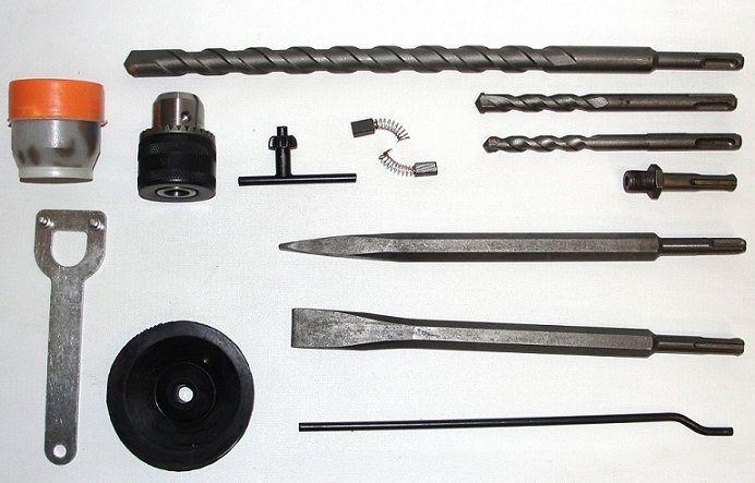 Martelete Furadeira Rompedor 620W sh307 110V Songh Tools