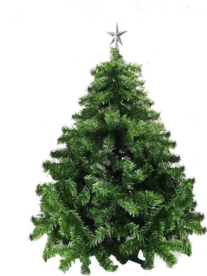 Arvore de Natal Pinheiro Imperial 1,20m verde  287 galhos 3,9kg + brinde -  Natalia Chr