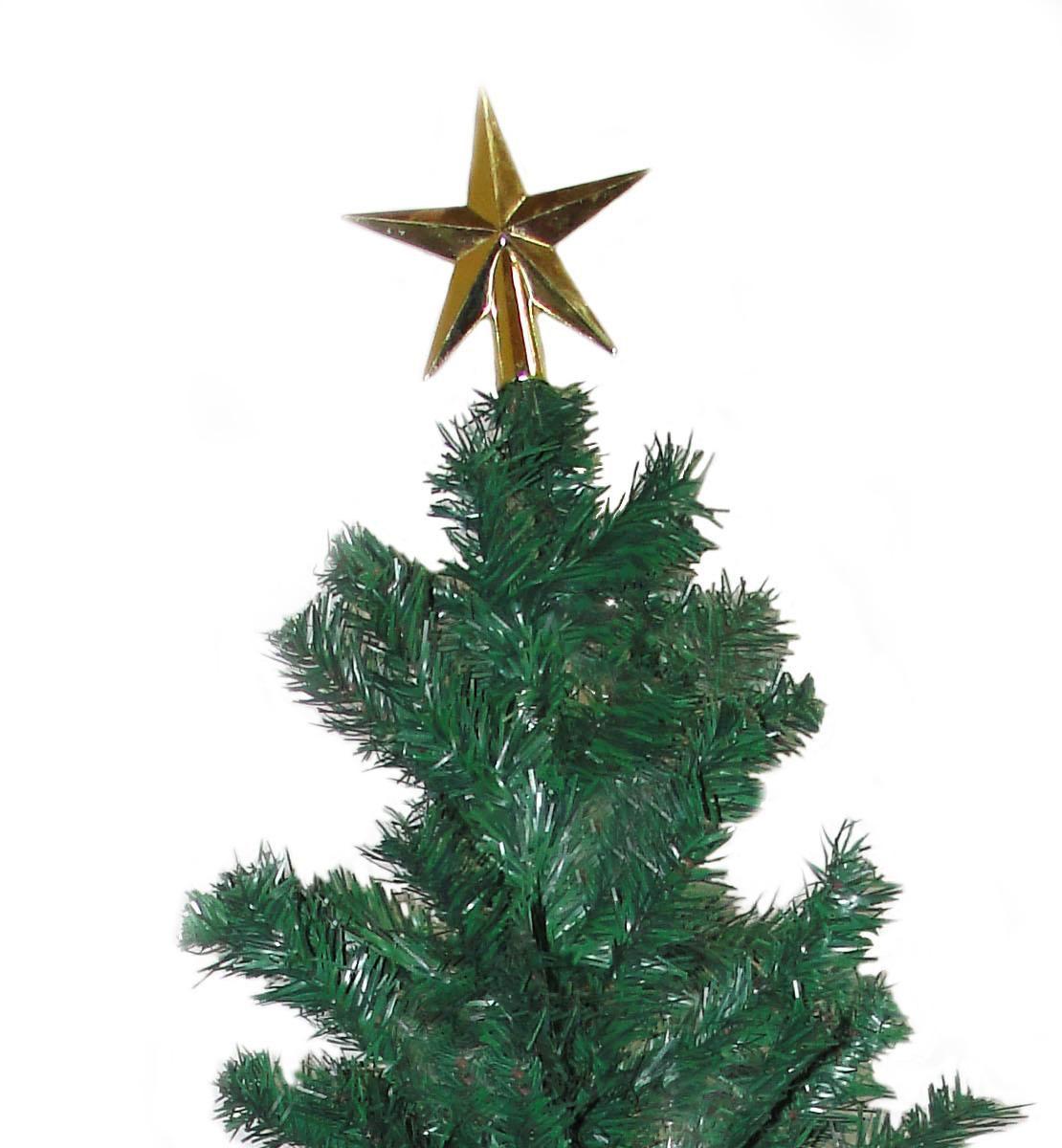 Arvore Natal Canadense 2,10m Verde 850 G + Brinde - Natália