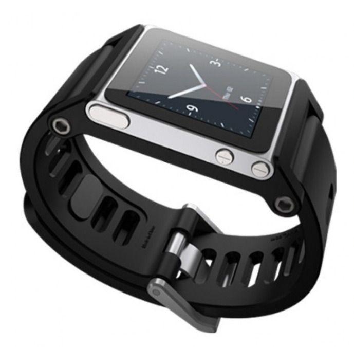 Pulseira Capa para iPod Nano 6g Tik tok  - LunaTik