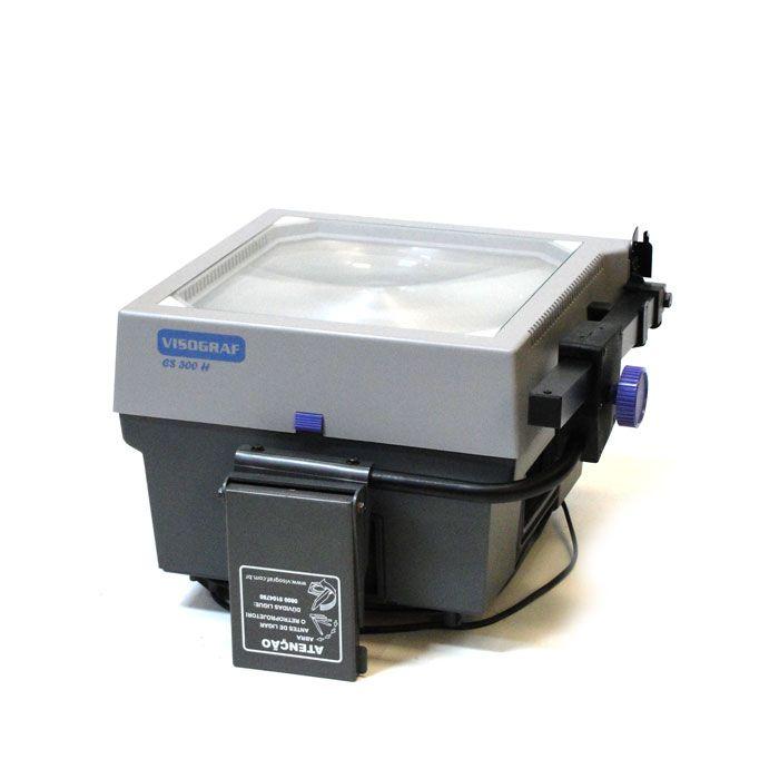 Retroprojetor Ventilado CS300 300W 2000 Lumens  Bivolt -  IEC Visograf