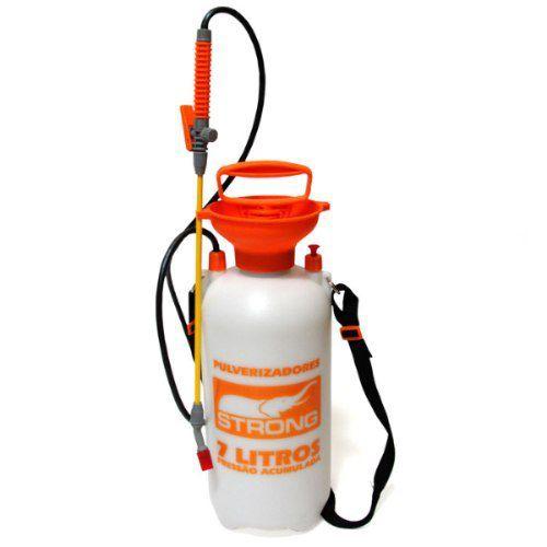 Pulverizador de Pressao Acumulada - 7 litros - 190833 - Strong