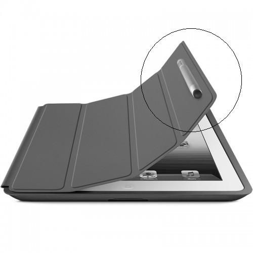 Caneta Stylus Touch Ipad Tablet Profissional Magnético Curv