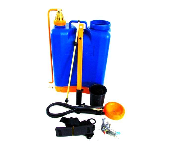 Pulverizador de Pressao Acumulada 20 litros Bomba de Latão - ps20 da Strong