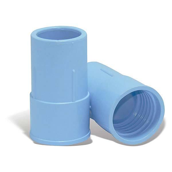 *Adaptador Ponteira Azul para Mangueira de Piscina 1 1/2´  Netuno