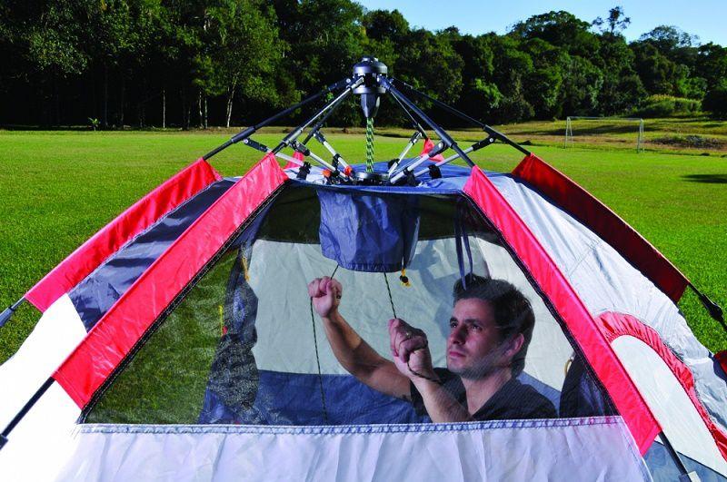 Barraca Camping Spider automática 5 Pessoas - Mor