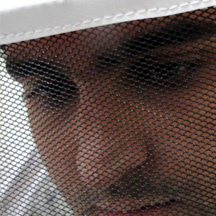 Mascara Chapeu Apicultor em Brim Courvin para Apicultor  - Zatti
