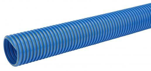 Mangueira Azul  p/ Piscina 1 1/2´ 100 cm  38mm - Netuno
