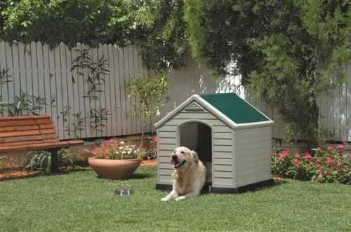 Casa para Cachorro Pet Dog House - Keter