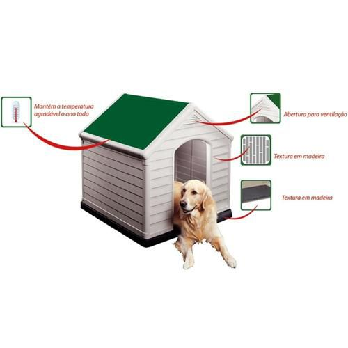 Casa para Cachorro Pet Dog House - Keter