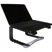 Suporte Notebook Dj New Curv Elevator Laptop - Grafite  - n1 Curv.