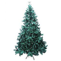 Arvore Natal Pinheiro Nova Real 1,50m Verde 520 galhos - Natalia Chr