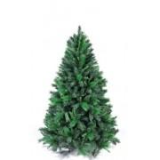 Arvore de Natal Pinheiro Finlandesa 2,40m verde 2000 galhos 18,1kg com ponteira e pés metal - Natalia Chr
