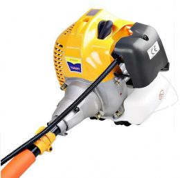 Roçadeira Lateral a gasolina 26CC 1,5hp 28mm + Brinde - vr230H - Vulcan