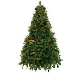 Arvore Natal Dec Alpina 1,8m 660 Galhos 6,8kg 16819 Magizi