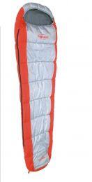 Saco de Dormir Pico da Bandeira Professional 0 a 5 Graus cor Vermelho - Ecoland